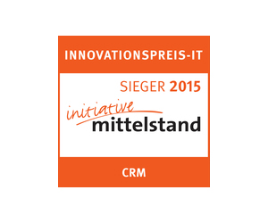 Initiative Mittelstand Best of CRM 2015