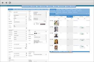 CRM-Software Kundenbeziehungsmanagement