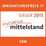 quisa CRM Software ist Sieger des Innovationspreis-IT 2015